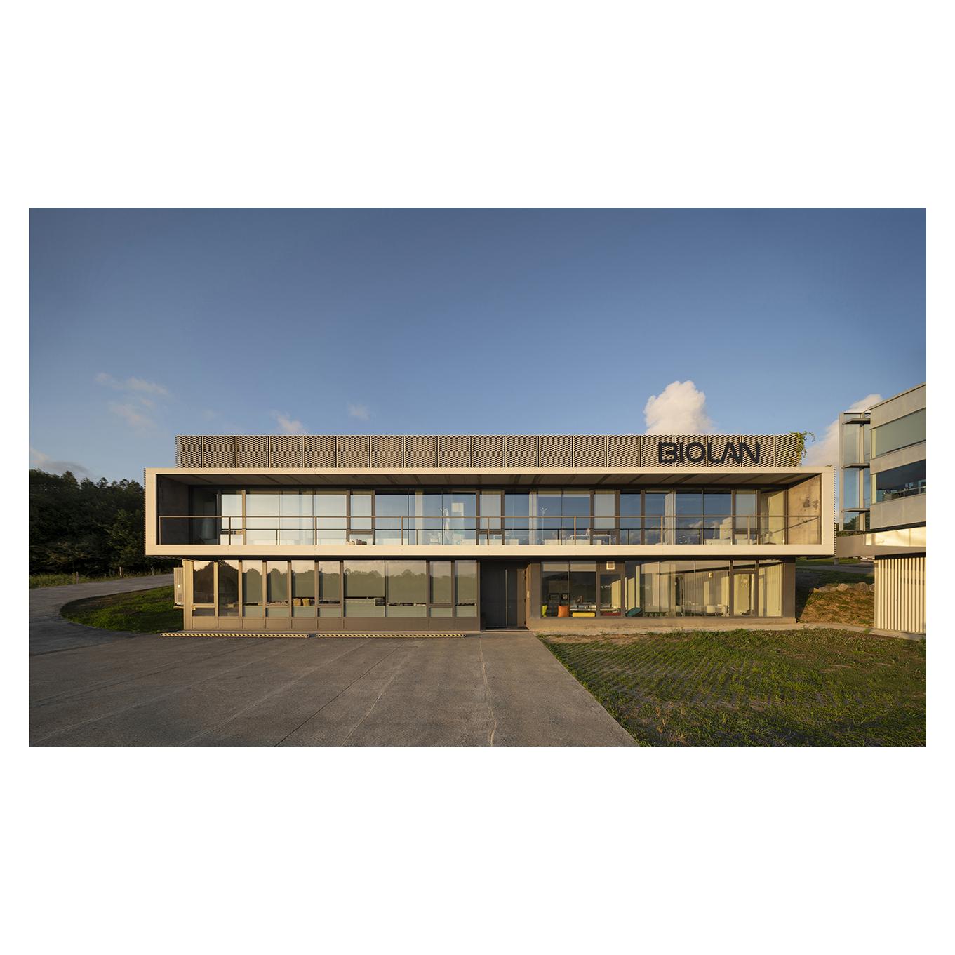 Edificio Biolan