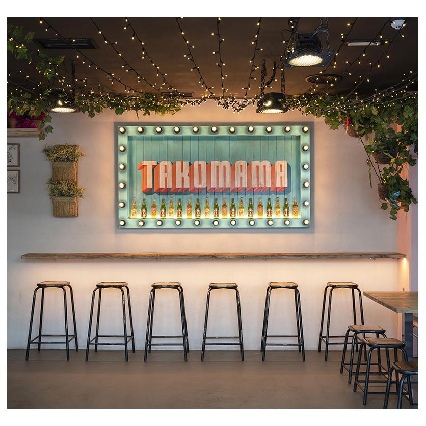 Restaurante Takomama