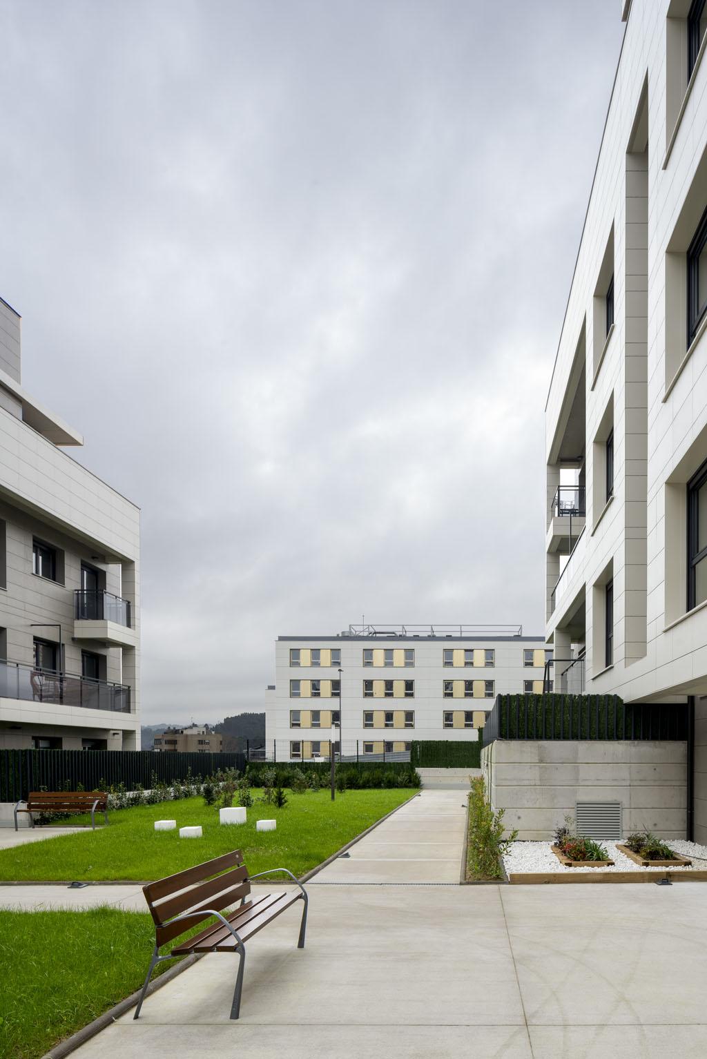 Promoción ACR Algorta, Erlantz Biderbost fotografía de arquitectura