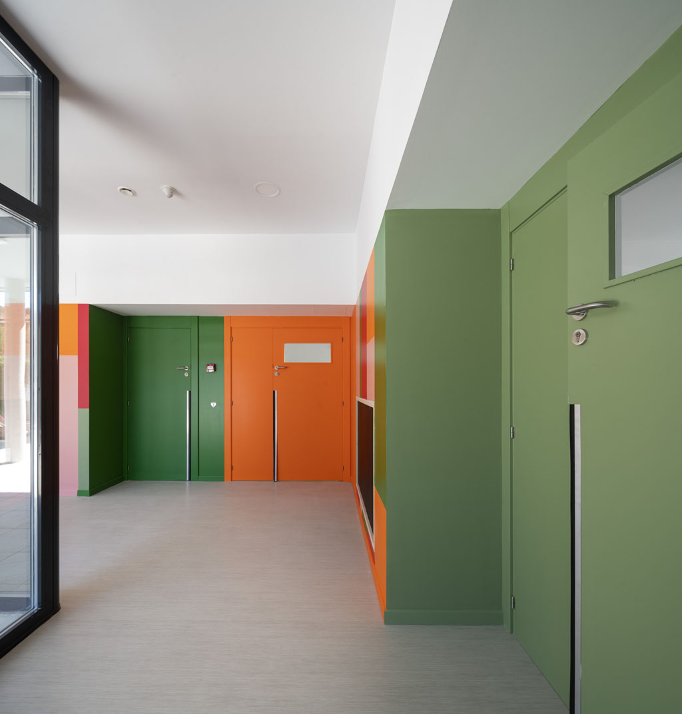 Centro Infantil-Fotografía de arquitectura Erlantz Biderbost