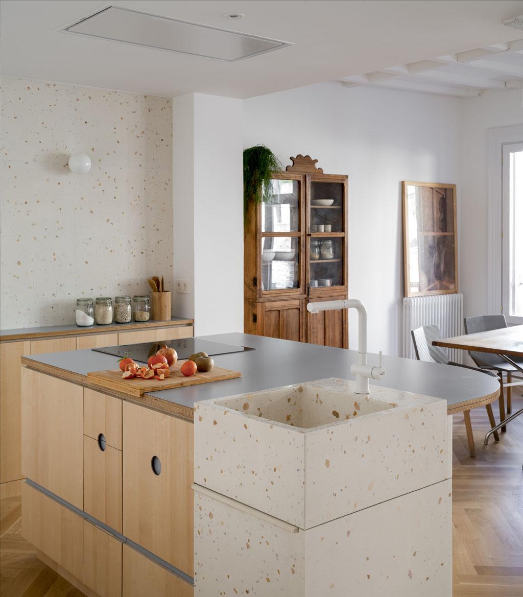 Apartamento Bilbao, Bizkaia Proyecto: Babel Studio - Fotografía Erlantz Biderbost
