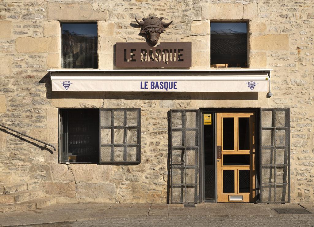 Le Basque bar en Vitoria-Erlantz Biderbost fotógrafo de arquitectura