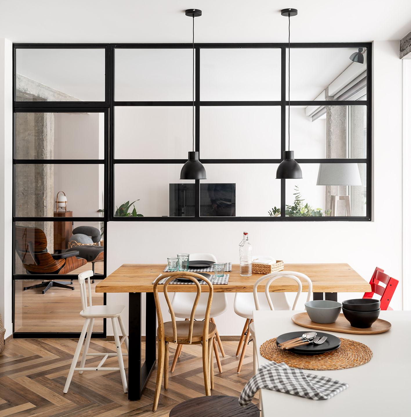 Reportaje fotográfico de arquitectura - Imagen de la cocina
