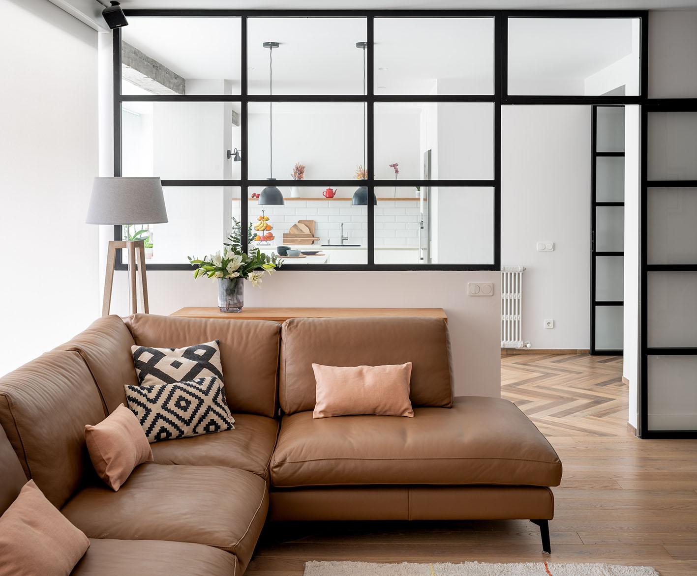 Reportaje fotográfico de arquitectura - Imagen del salón
