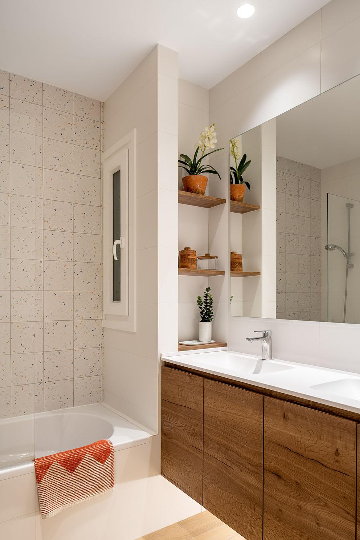 Reportaje fotográfico de arquitectura - Imagen del baño