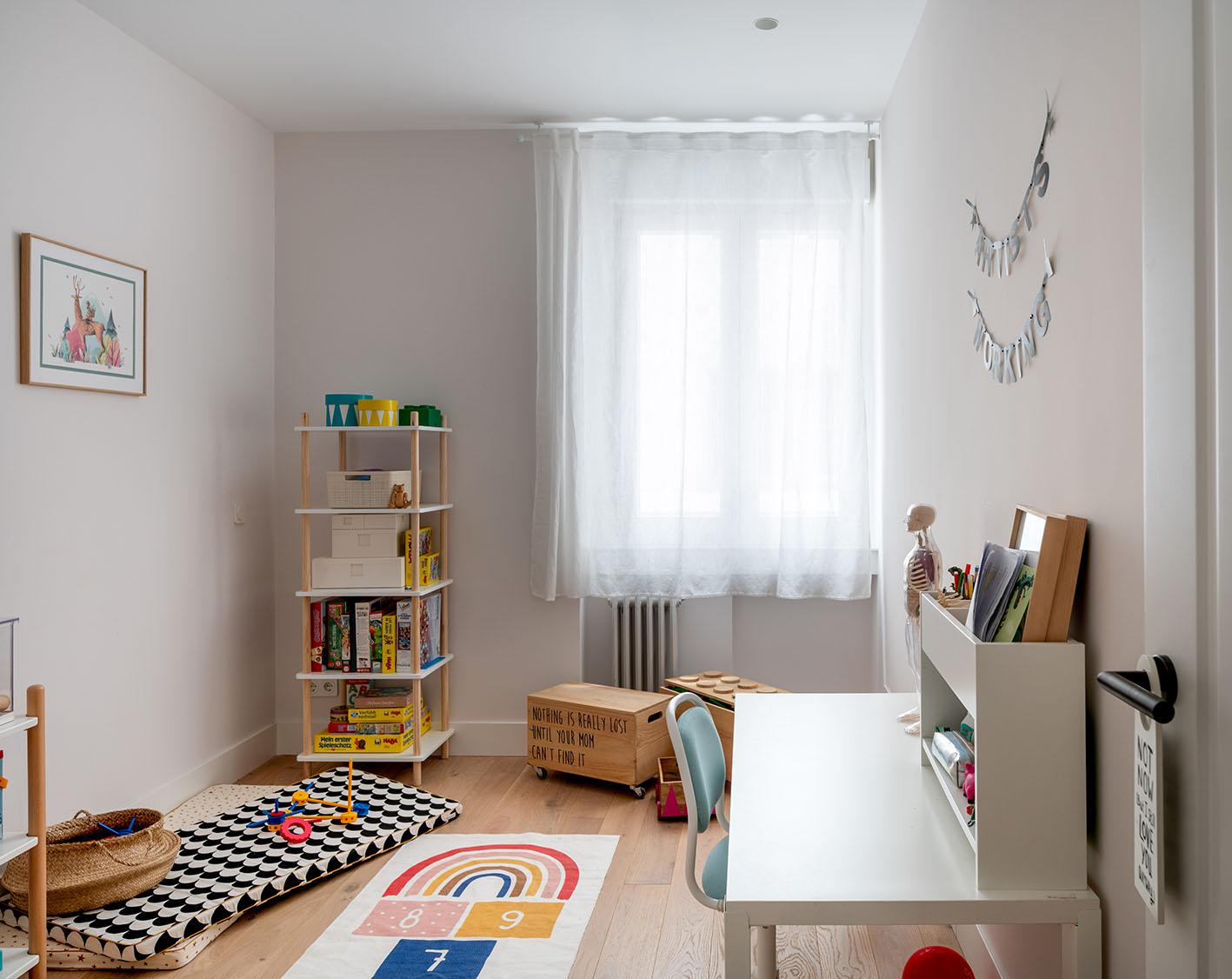 Reportaje fotográfico de arquitectura - Imagen de habitación