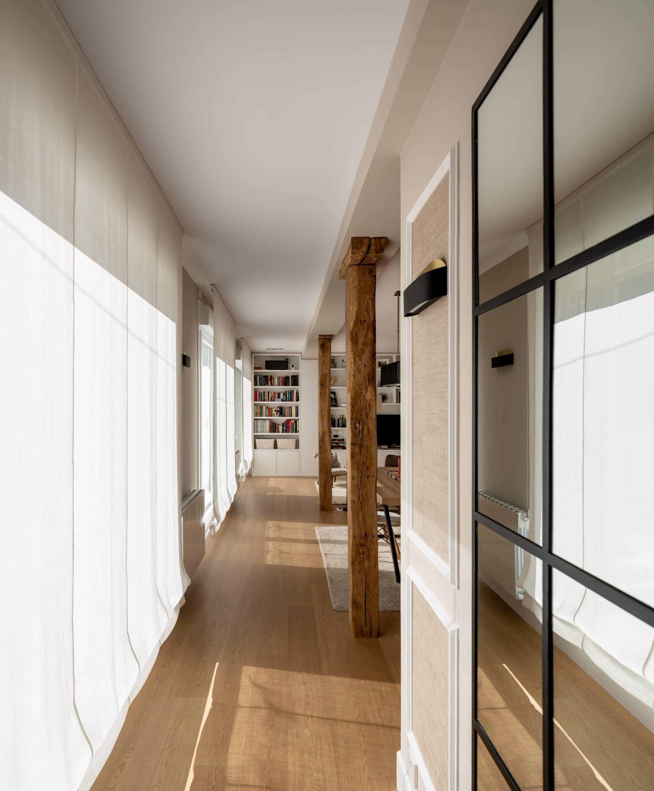 Fotógrafo de arquitectura en Bilbao - Imagen de recibidor