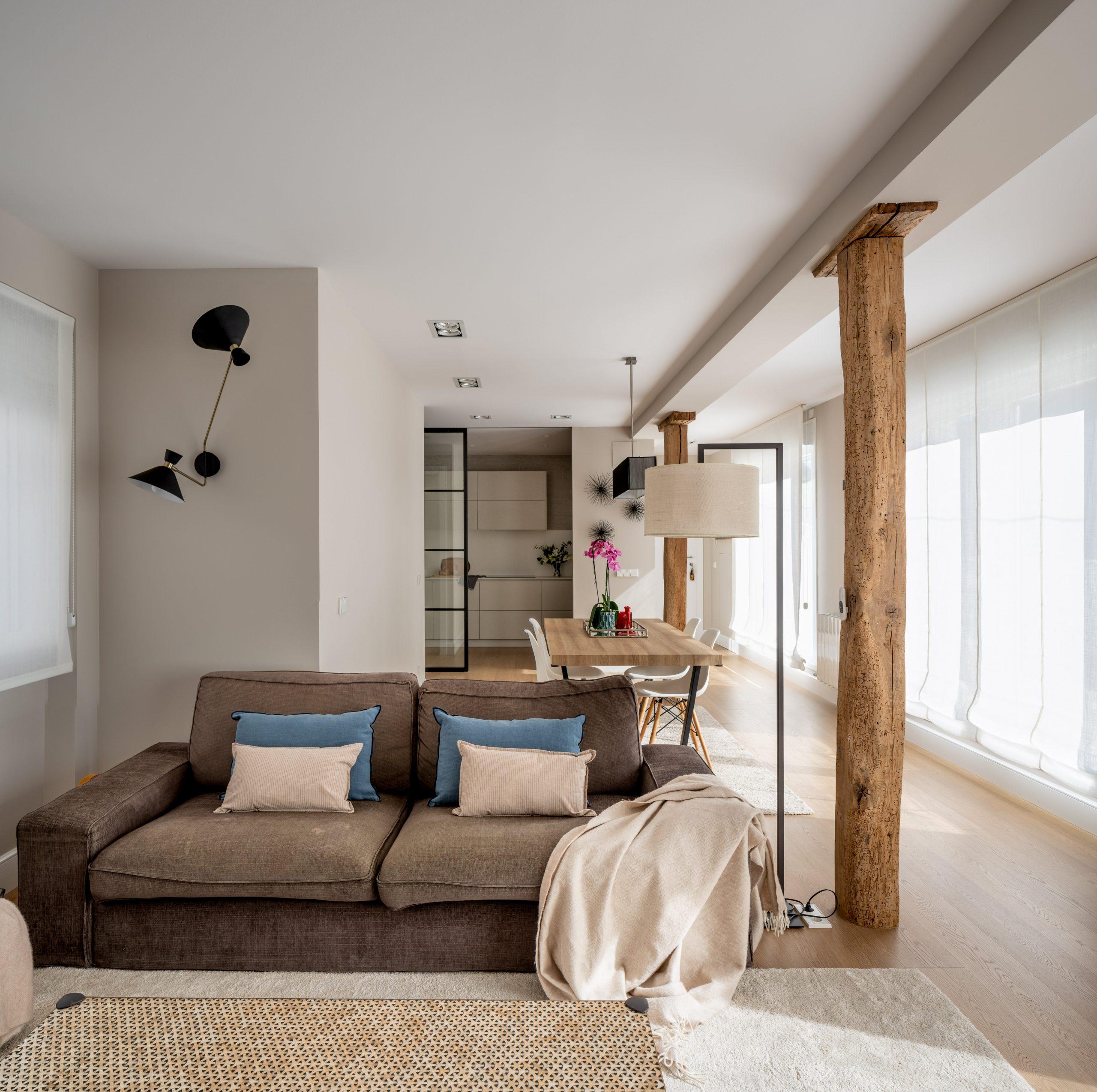 Fotógrafo de arquitectura en Bilbao - Imagen de salón
