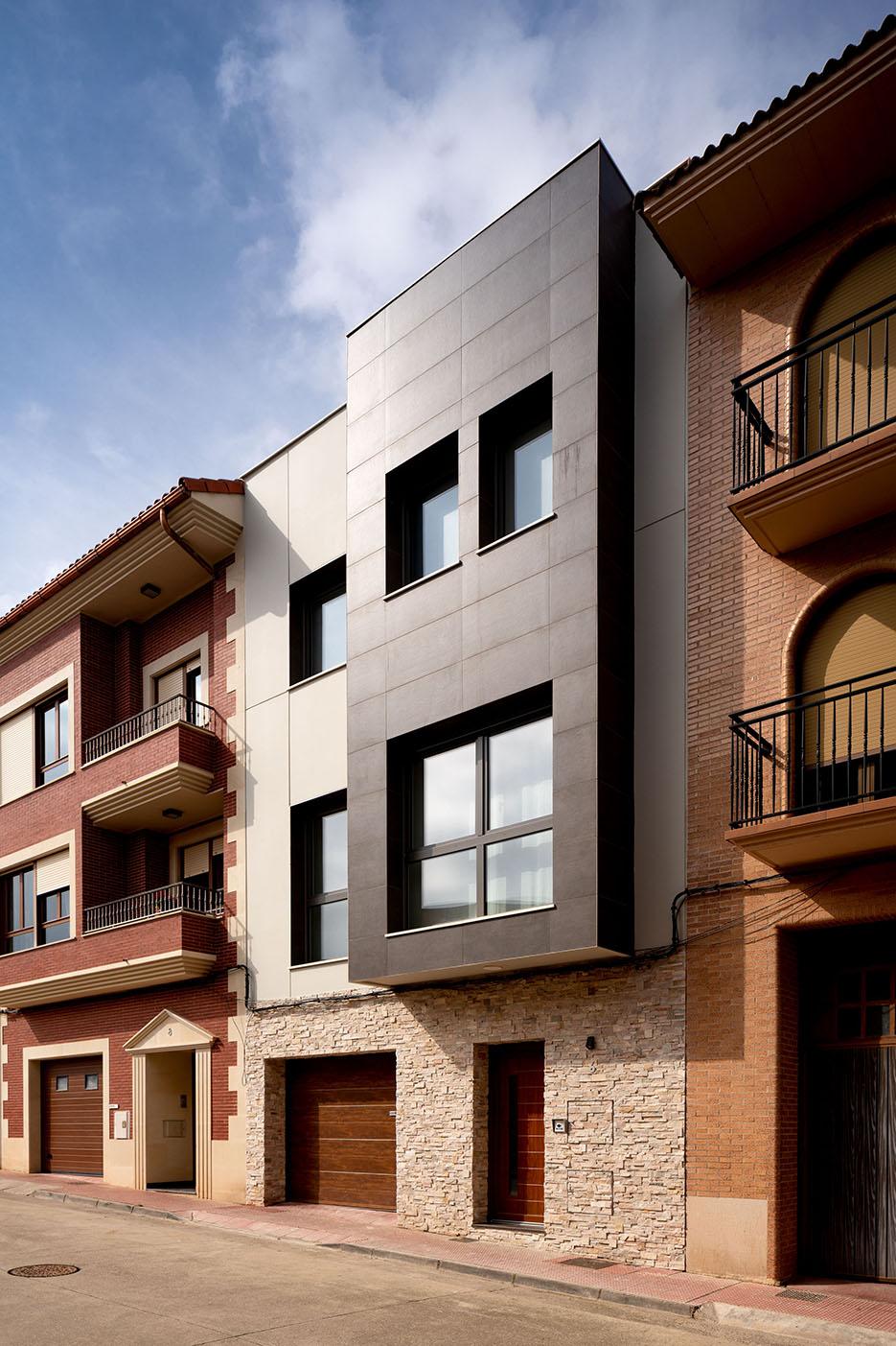 Fotógrafo de arquitectura - Fotografía de Unifamiliar en La Rioja