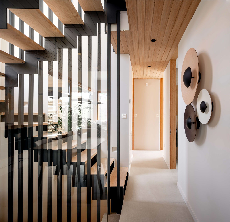 Imagen de escaleras - Fotografía de arquitectura e interiores por Biderbost Photo
