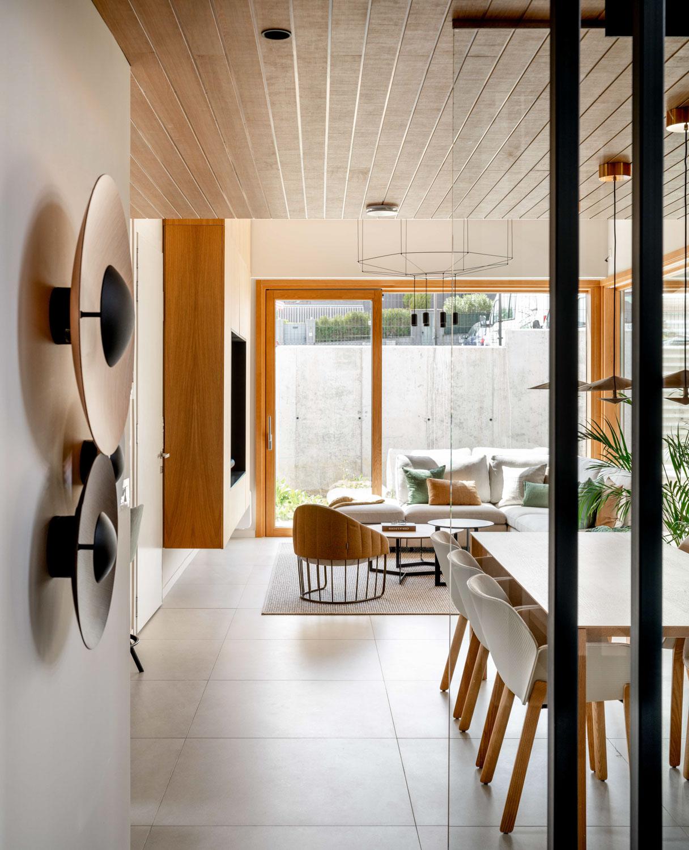 Imagen de salón - Fotografía de arquitectura e interiores por Biderbost Photo