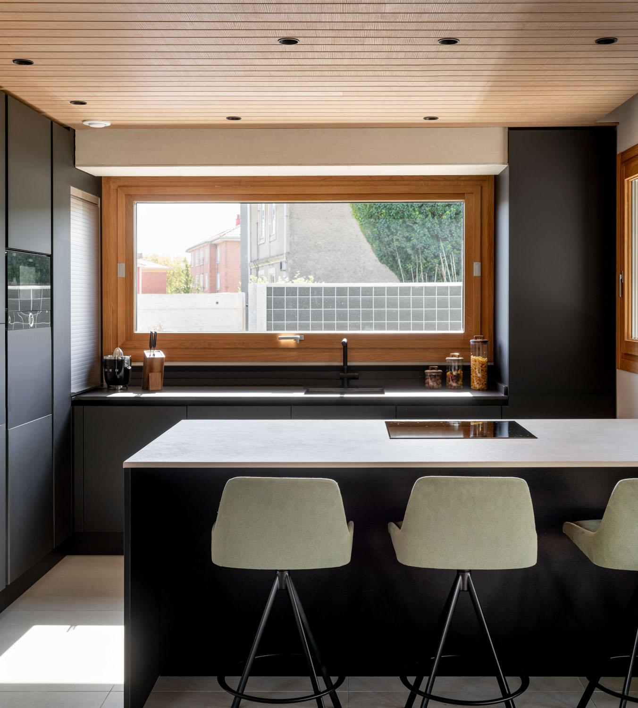 Imagen de la cocina - Fotografía de arquitectura e interiores por Biderbost Photo