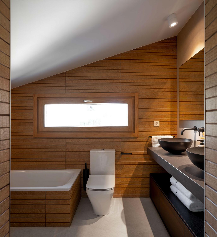 Imagen del baño - Fotografía de arquitectura e interiores por Biderbost Photo