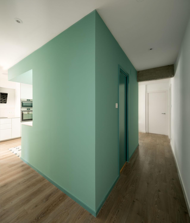 Reportaje fotográfico de vivienda - Fotografía de arquitectura