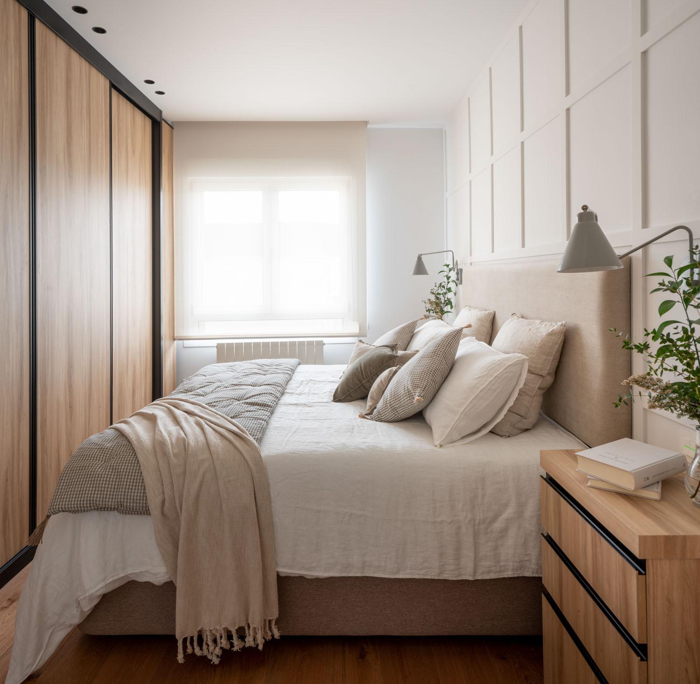 Dormitorio de Vivienda en Zabalburu