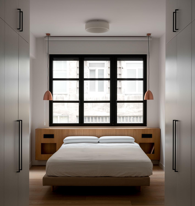 Vivienda en Bilbao, imagen de la habitación